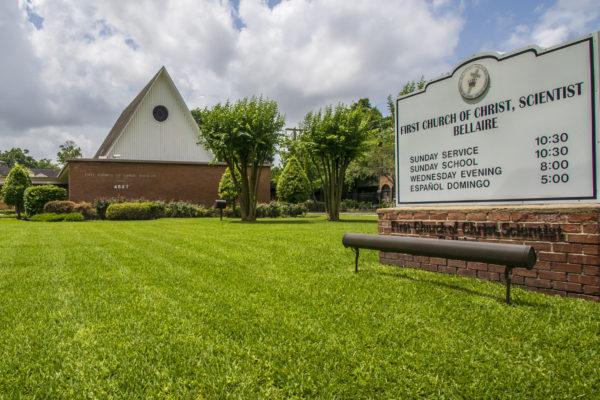 Domingo Servicio en Español @ First Church of Christ, Scientist, Bellaire, Texas